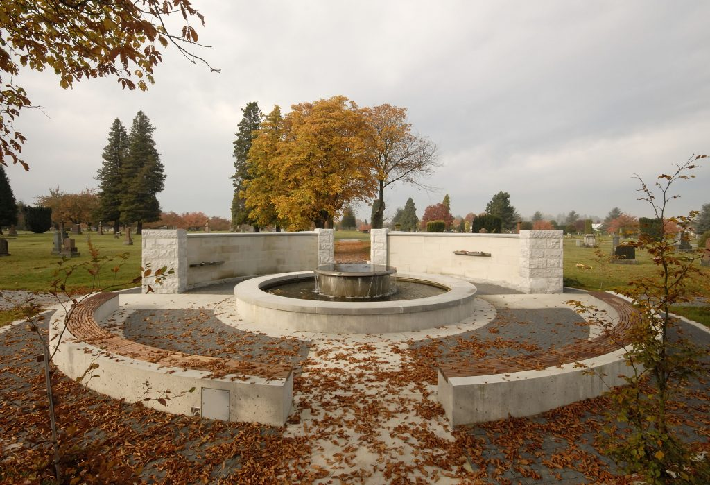 Mountain View Cemetery – Masonic Section Redevelopment