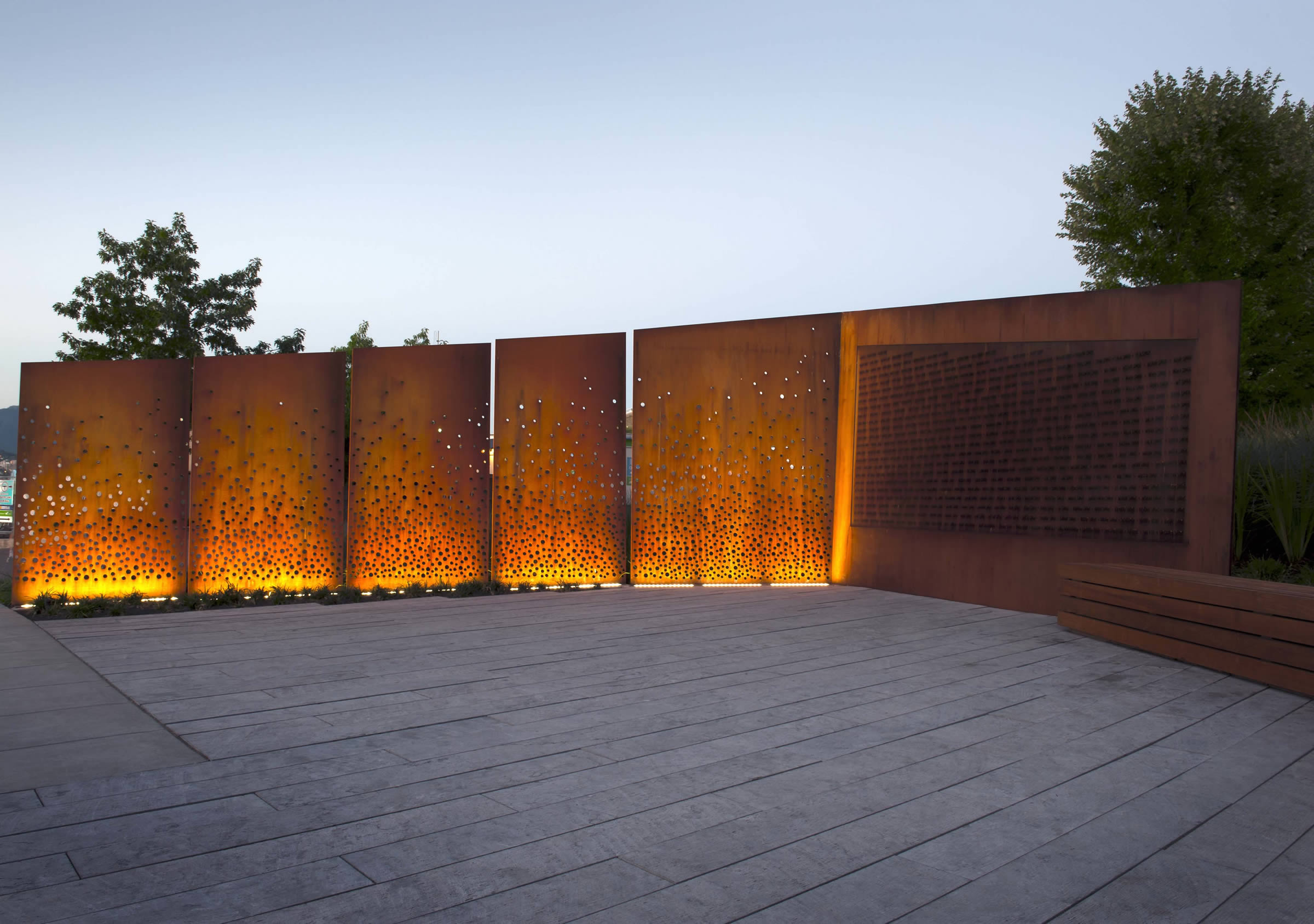 Komagata Maru Memorial - LEES+Associates Landscape Architects