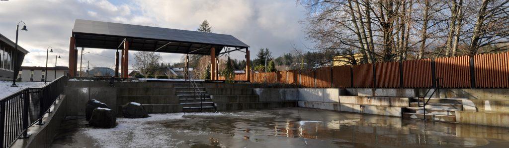 Lake Cowichan Ts'uubaa-asatx Square