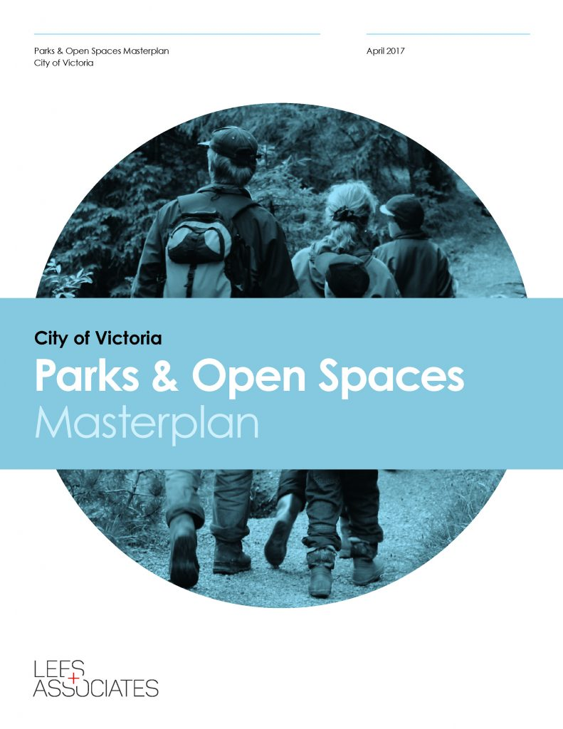 City of Victoria Parks & Open Spaces Master Plan