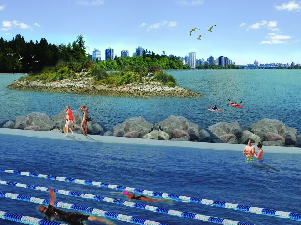 Ali Canning - Thesis : Re-imagining the Stanley Park Coastline