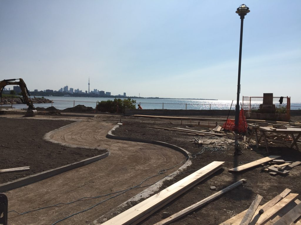 HUMBER BAY SHORES PARK – TRAILS
