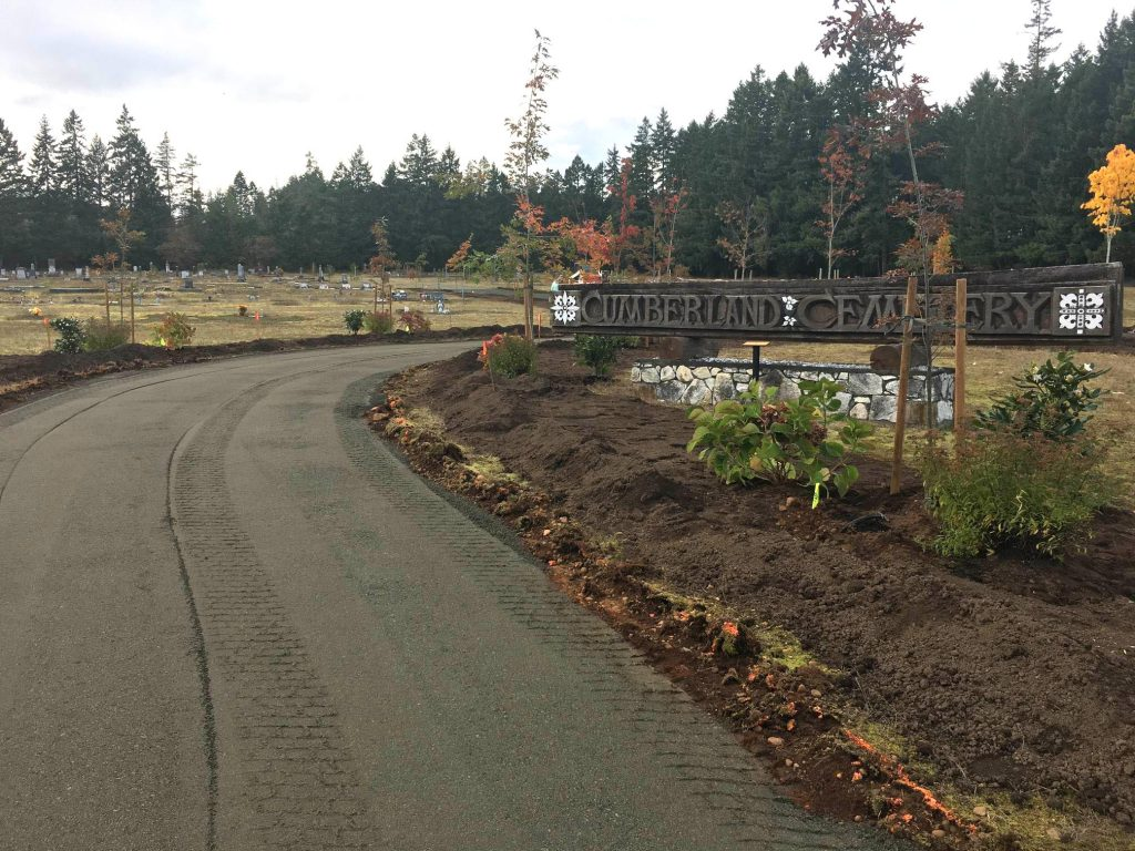 Village of Cumberland Cemetery Improvements