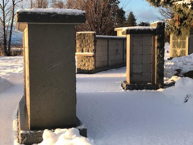 Legacy Gardens at Kelowna Memorial Park Cemetery