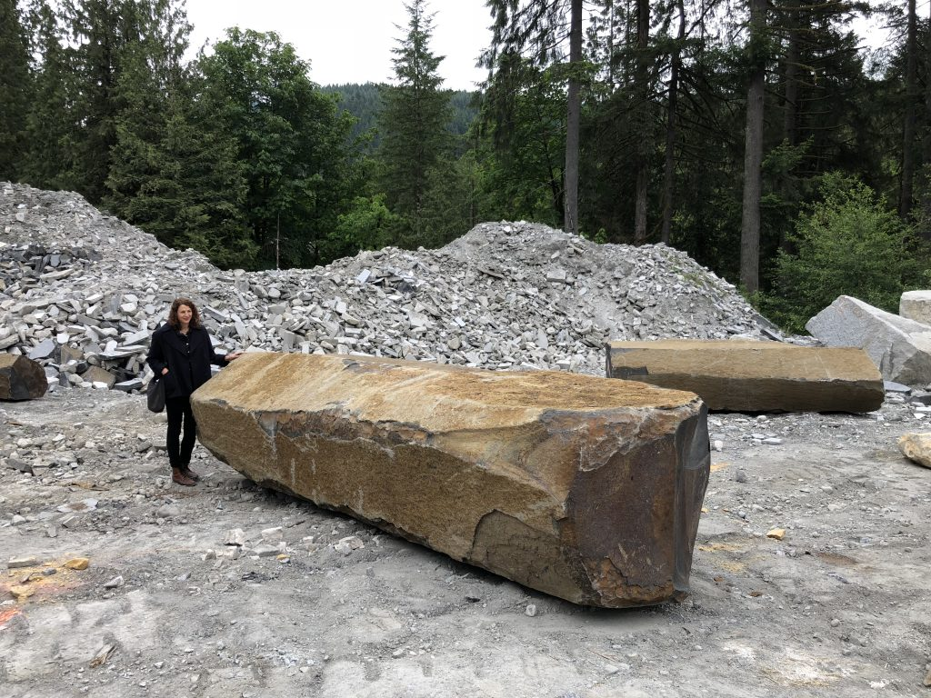 A visit to Bedrock Granite Stone