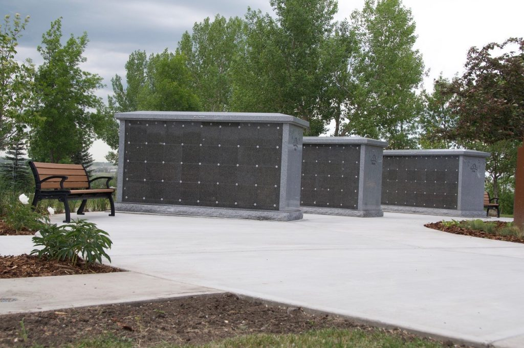 Cremation Garden Design
