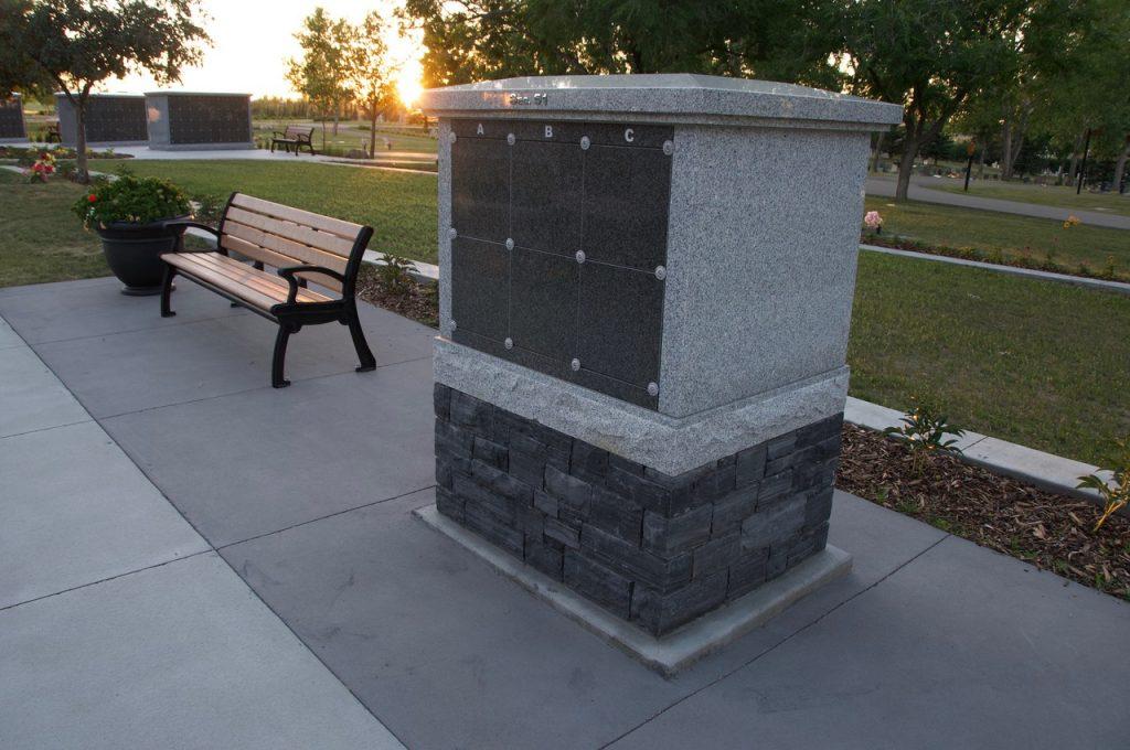 Okotoks Cemetery Cremation Garden