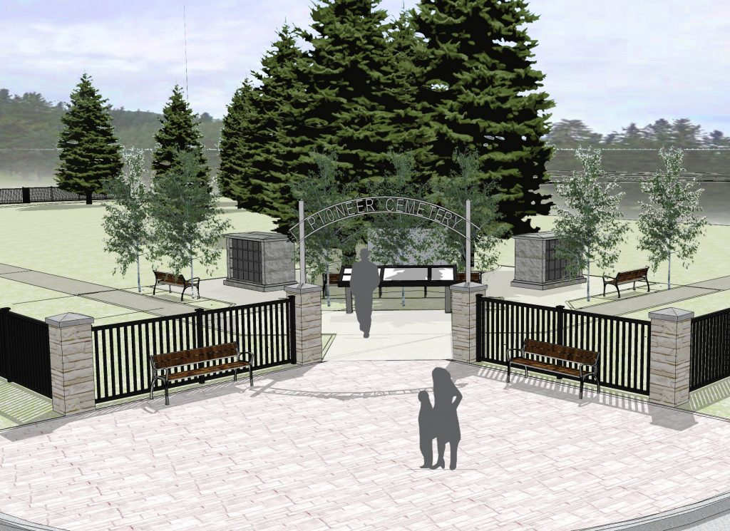 Pioneer Cemetery, Whitehorse