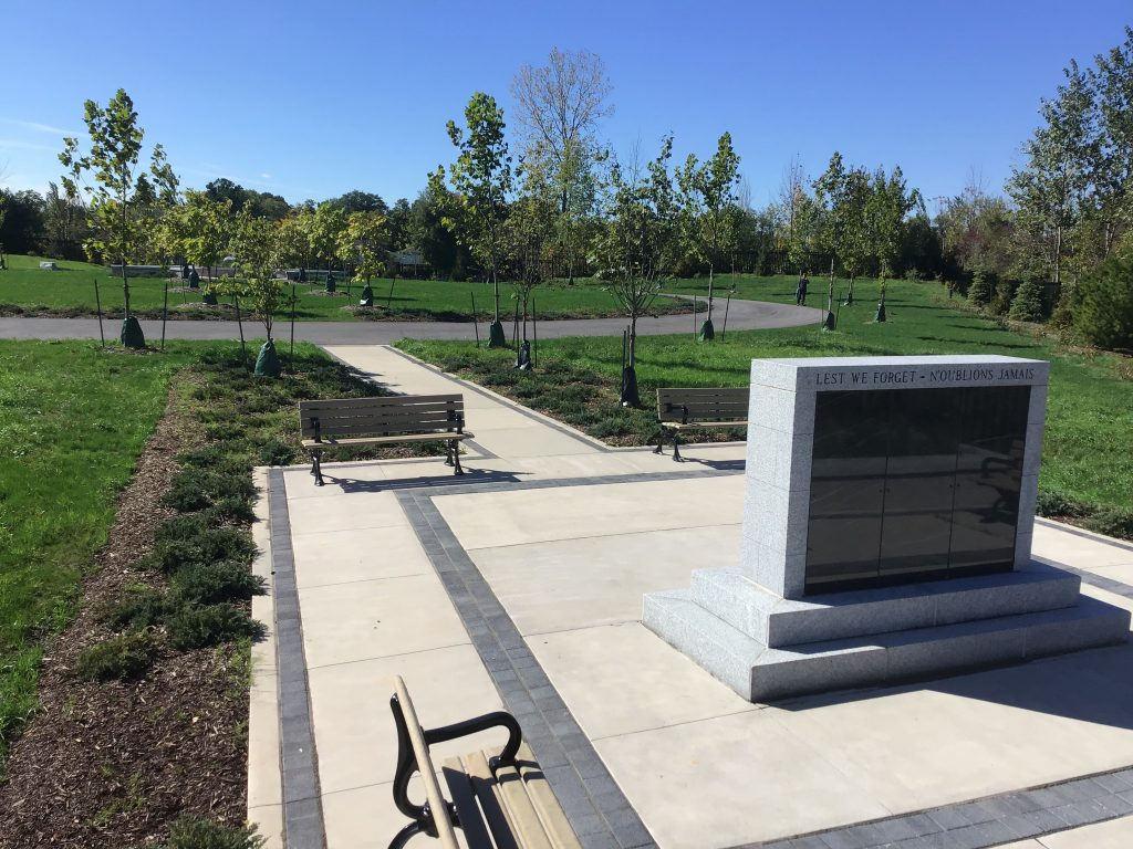 Woodlawn Cemetery Expansion Design