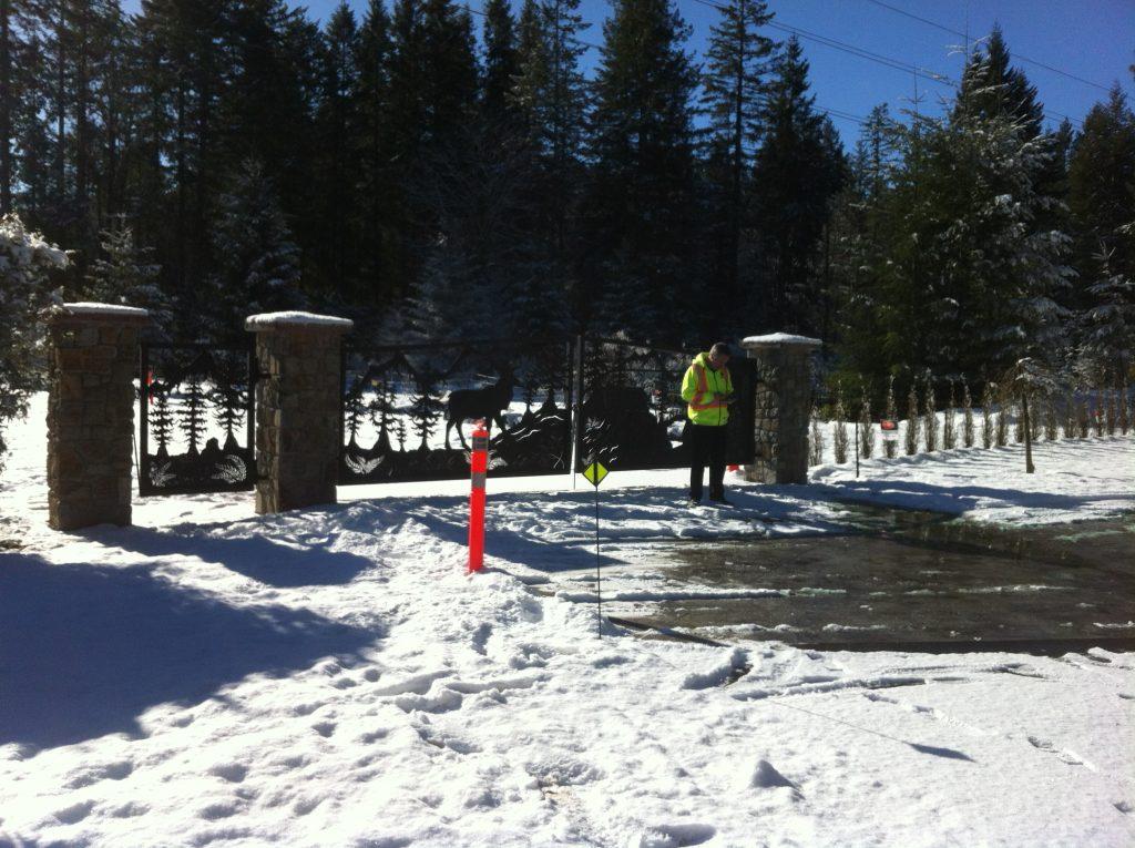Elk Falls Cemetery