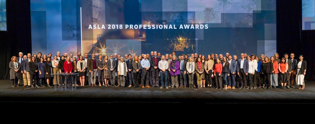 ASLA Awards Ceremony / Photo Credit:EPNAC