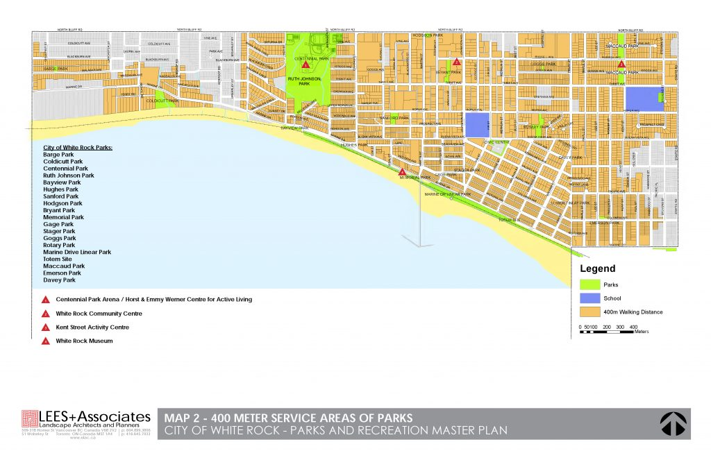 White Rock Parks and Rec Master Plan