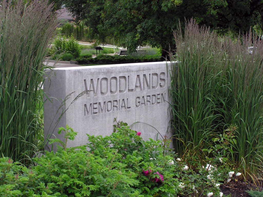 Woodlands Memorial Garden