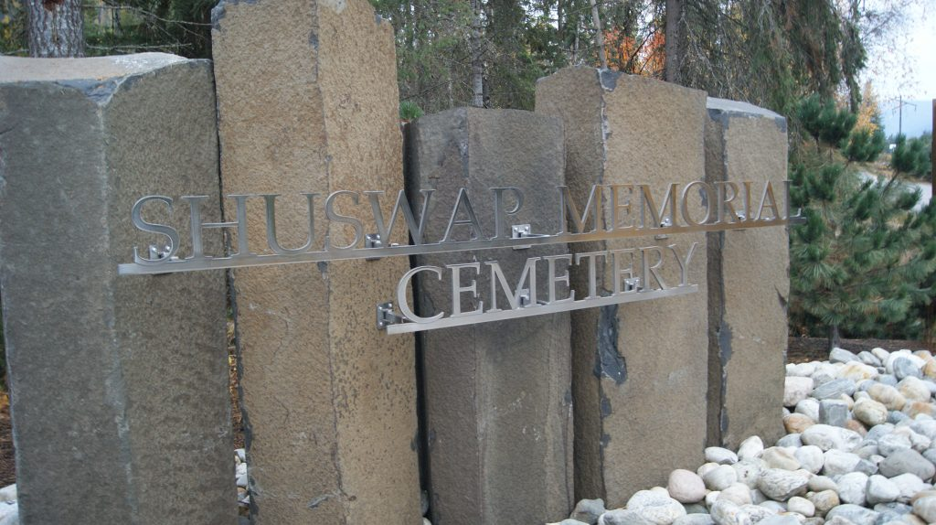 Shuswap Memorial Cemetery