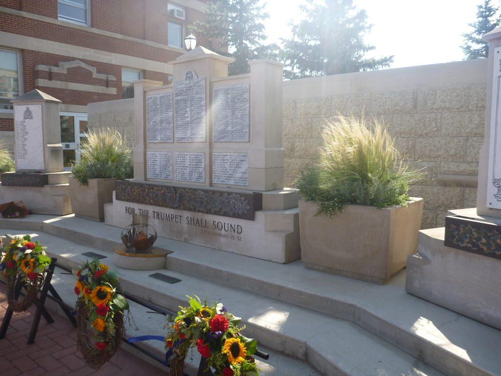 """RCMP """"Depot"""" Cenotaph"""